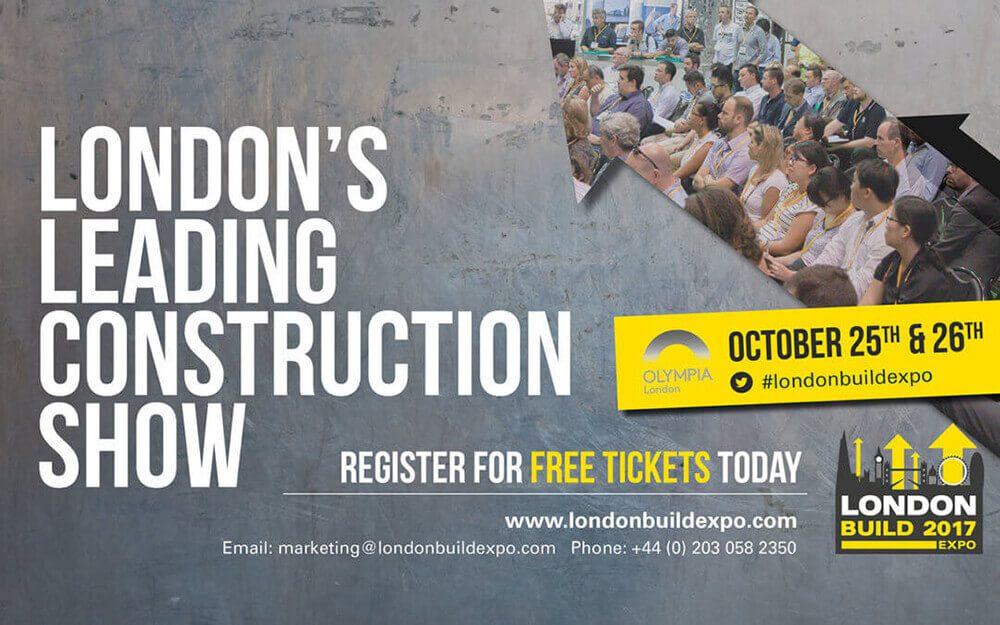 London Build 2017 Expo