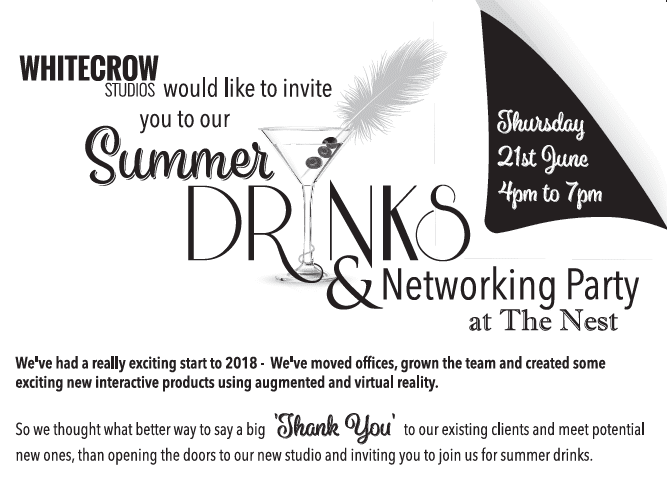 Summer Drinks & Networking at The Nest