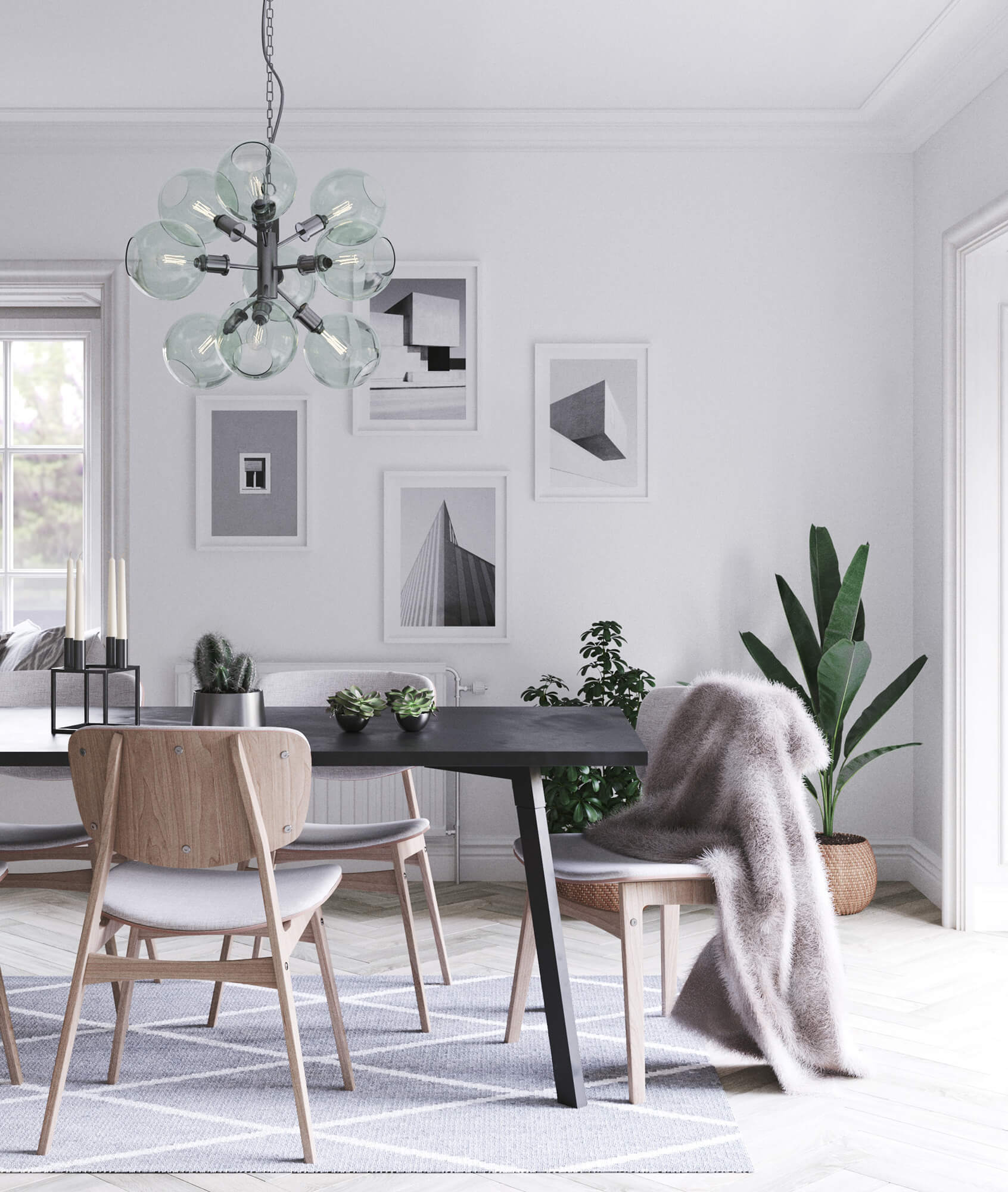 WHITE CROW STUDIOS - SCANDI LIVING CGI