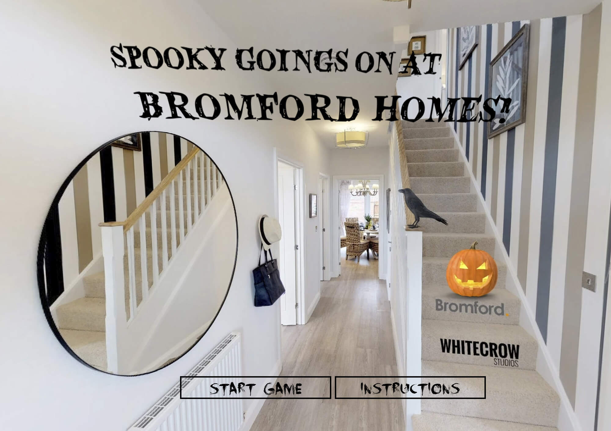 Spooky goings on at Bromford Homes!