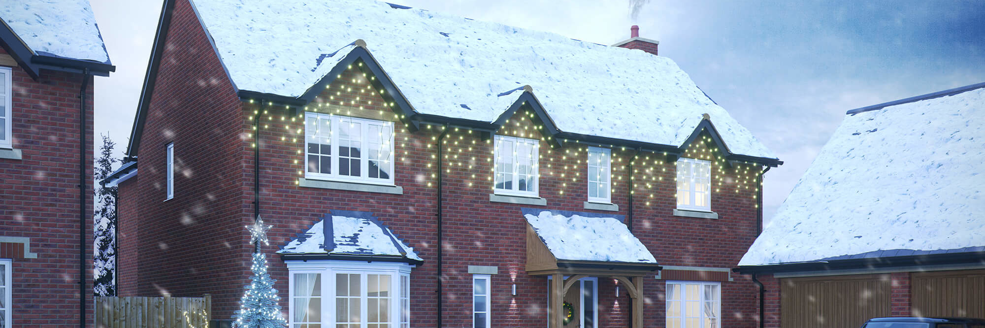 Cameron Homes Aylesbury - Christmas Image